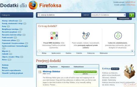 Udoskonal swojego Firefoxa