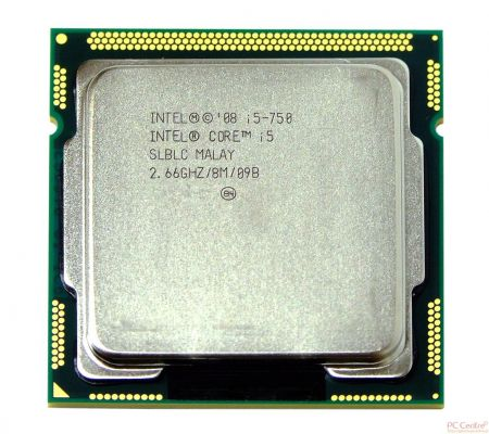 Intel Core i5 750 BOX