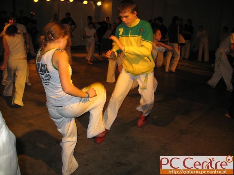Extreme arena - capoeira