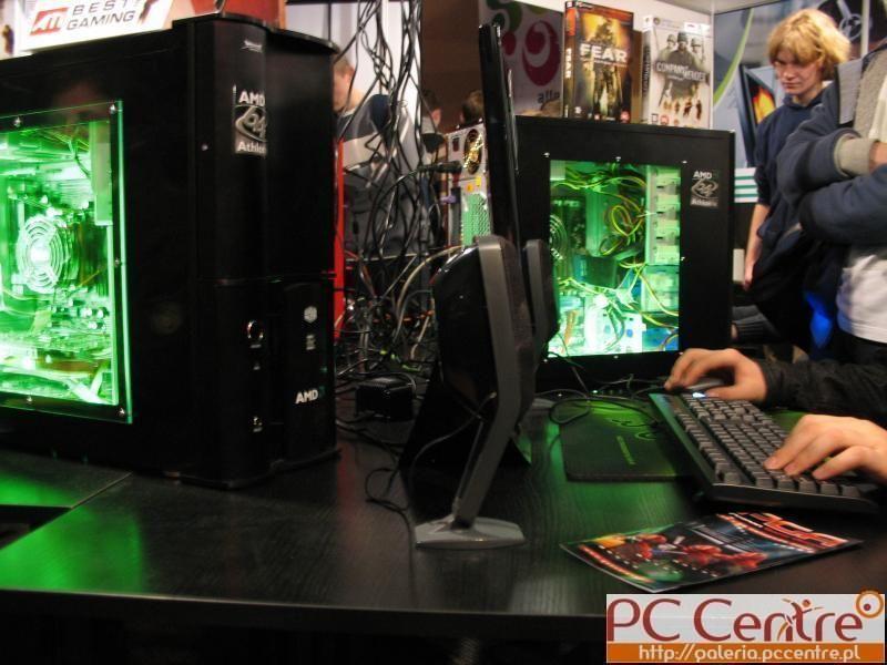 Stoisko AMD