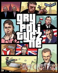 Alternatywna okładka GTA