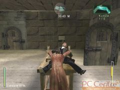Screen z Enter The Matrix
