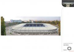 Stadion w Dnepropetrovsku