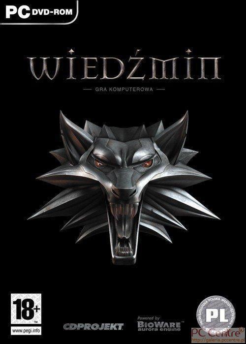 Wiedźmin - okładka