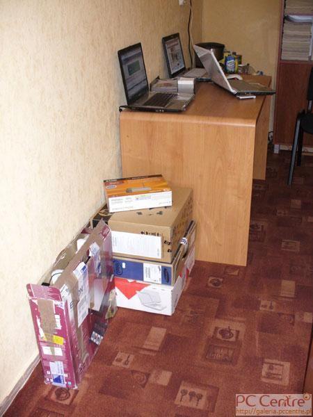 Biuro naszej redakcji