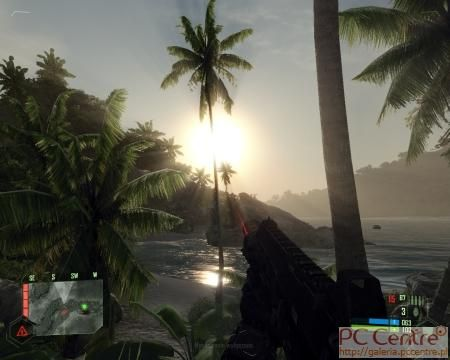 Screen z gry Crysis