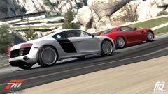 Audi R8, Ferrari 5999 GTB Fiorano