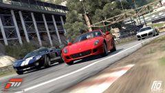 Ford GT, Audi R8, Ferrari 599 GTB Fiorano