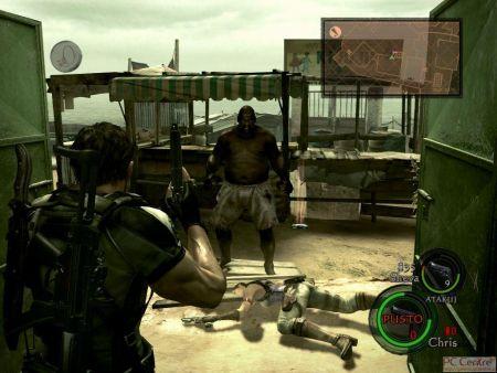 Screen z gry Resident Evil 5