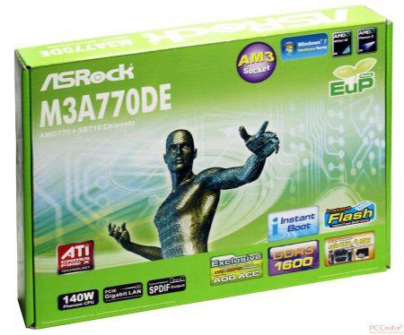 ASRock M3A770DE