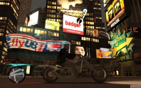 Screen z gry Grand Theft Auto: Episodes From Liberty City
