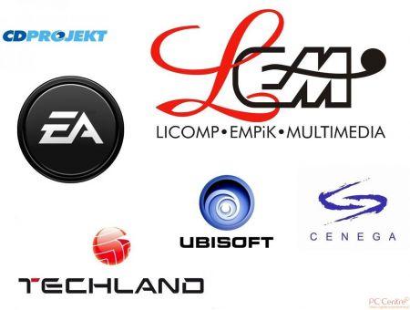 Polscy wydawcy gier - loga.JPG