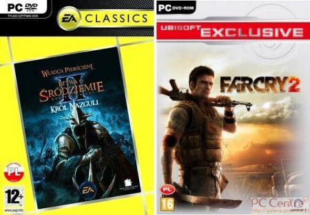 Okładki gier należących do tanich serii firmy Ubisoft i EA Classics