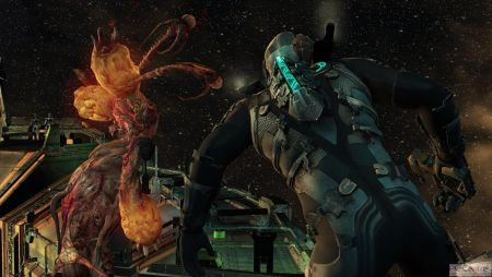 Screen z gry Dead Space 2