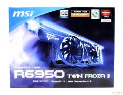 MSI Radeon HD 6950 Twin Frozr II / OC