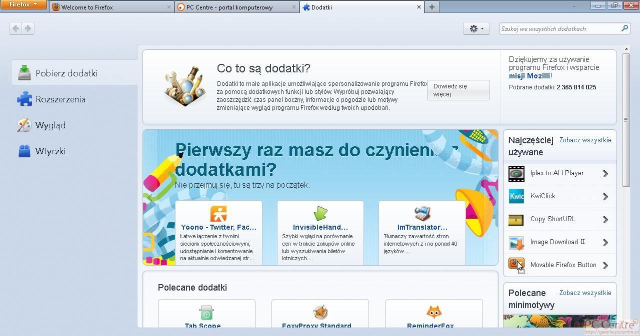 Firefox 4.5 Beta